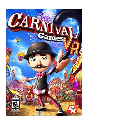 2k game: Carnival Games VR PC