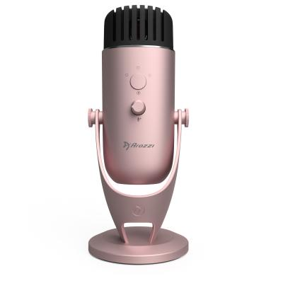Arozzi microfoon: Arozzi, Colonna Microphone - Rose Gold