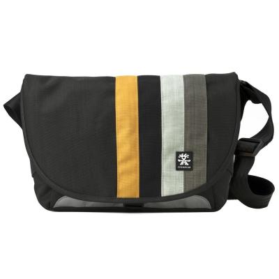 Crumpler bagagetas: Messenger Bag, S, Grey - Veelkleurig
