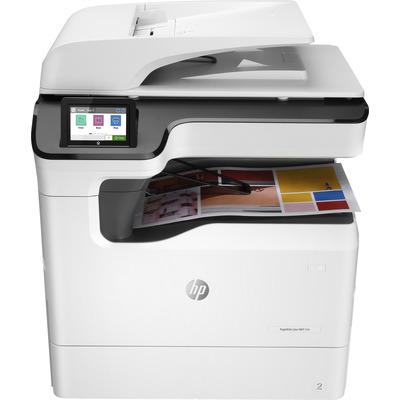 HP PageWide Color 774dn Multifunctional - Zwart,Cyaan,Magenta,Geel