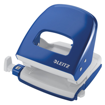 Leitz perferator: 5008 - Blauw
