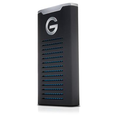 G-Technology G-DRIVE mobile - Zwart, Zilver