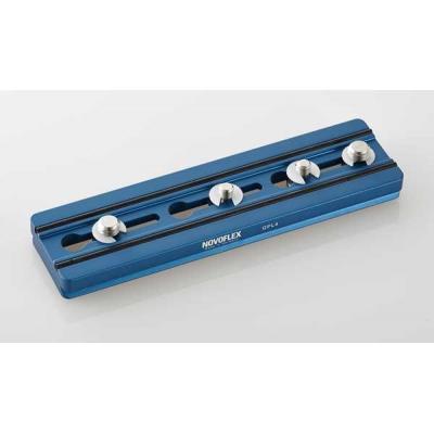 Novoflex Clamping plate 155 mm Statief accessoire - Blauw