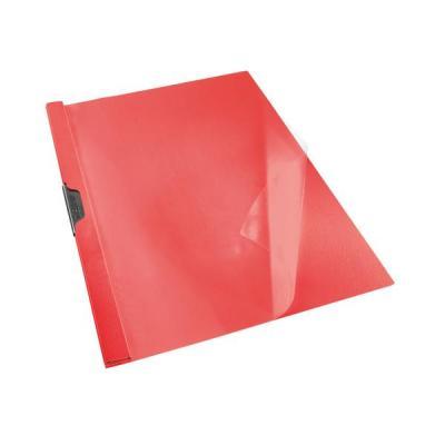 Esselte Vivida A4 Stofklepmap - Rood