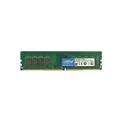2-power RAM-geheugen: 16GB DDR4 2133MHZ, DIMM, Unbuffered - Groen