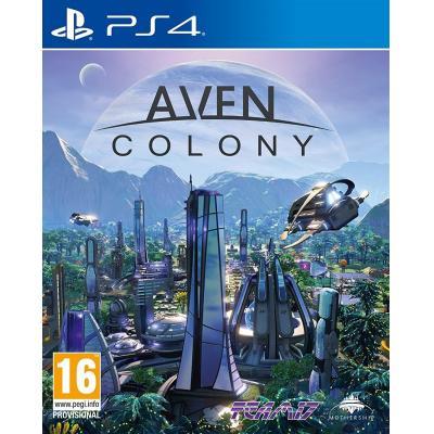 Koch media game: Aven Colony  PS4
