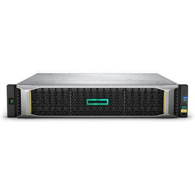 Hewlett Packard Enterprise MSA 1050 SAN - Zwart