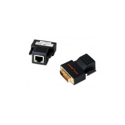 Atlona Passive DVI Extenders Over Single Cat5/6/7 AV extender