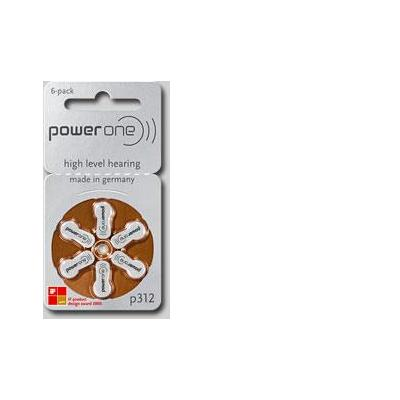 Varta batterij: Zinc Air Batteries p312