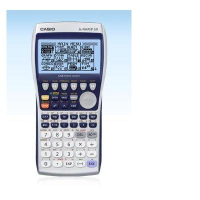 Casio calculator: fx-9860GII SD