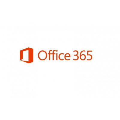 Microsoft software licentie: Office 365 Pro Plus