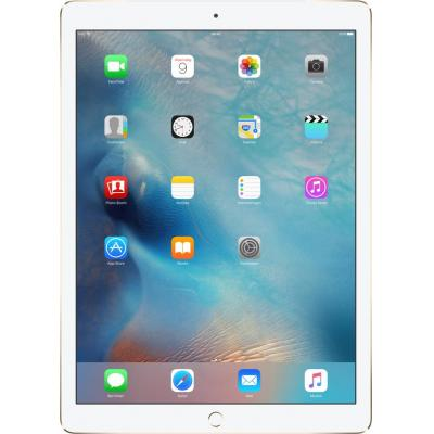 Apple tablet: iPad Pro 12.9'' Wi-Fi + Cellular 256GB Gold - Goud
