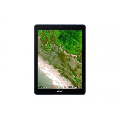 Acer tablet: Chromebook Tab 10 D651N-K4H7 - Zwart, Blauw