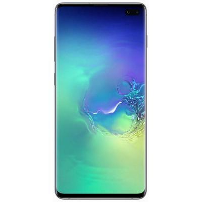 Samsung smartphone: Galaxy S10+ 128GB Dual SIM Groen