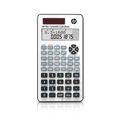 HP 10s+ Calculator - Wit