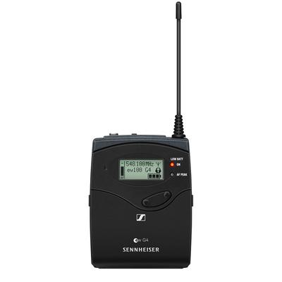 Sennheiser SK 100 G4-A1 - Zwart