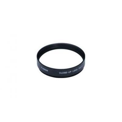 Canon 58mm, Close-Up Lens 250D Camera filter - Zwart, Transparant