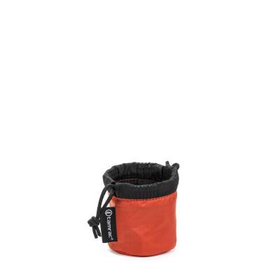 Tamrac apparatuurtas: Goblin Lens Pouch 0.3 - Zwart, Oranje
