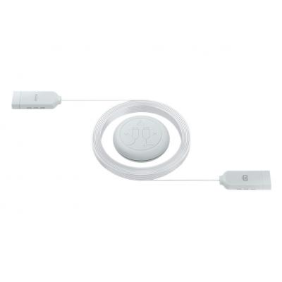 Samsung kabel adapter: VG-SOCM15 - Transparant, Wit