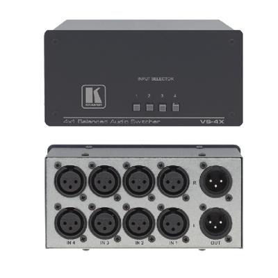 Kramer Electronics Kramer VS-4X Switcher Audio switch