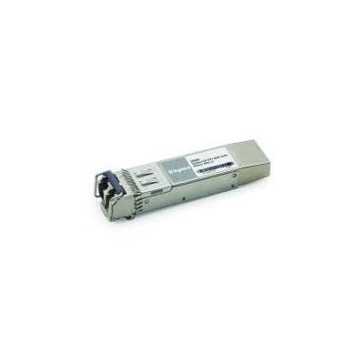 C2G Brocade® 10G-SFPP-SR Compatible 10GBase-SR MMF SFP+ Transceiver Module Netwerk tranceiver module - Zilver