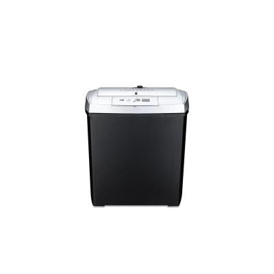 Ednet papierversnipperaar: S7CD - Zwart, Zilver