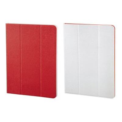 Hama TwoTone Tablet case - Rood, Wit
