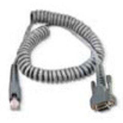 Intermec RS232 Powered Cable Seriele kabel - Grijs