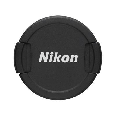Nikon lensdop: LC-CP24 - Zwart, Wit