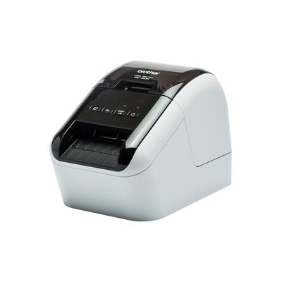 Brother labelprinter: 2-Kleuren labelprinter met USB voor pc en Mac. Geschikt voor labelrollen met twee kleuren .....