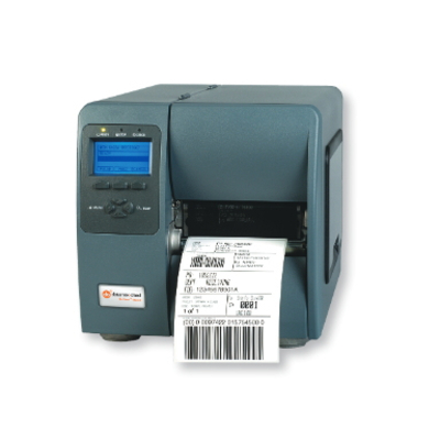 Datamax O'Neil M-Class M-4206 Bi-Directional TT, Monochrome, 203dpi, 152mm/sec, LAN, Fixed Media Hanger .....