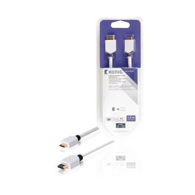 König KNM34500W10 HDMI kabel
