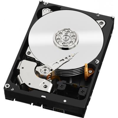 Western Digital HDD RE 4TB Refurbished Interne harde schijf - Zwart - Refurbished ZG