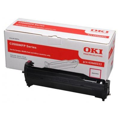 OKI drum: Magenta Image Drum for C3520/C3530 MFPs