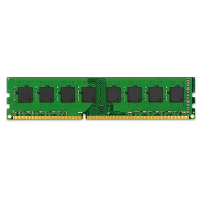 Kingston technology RAM-geheugen: System Specific Memory 4GB DDR3 1333MHz - Groen
