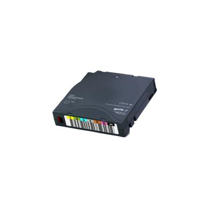HP LTO-7 Ultrium Type M 22.5TB RW 20 Data Cartridges Non Custom Labeled with Cases Datatape - Blauw