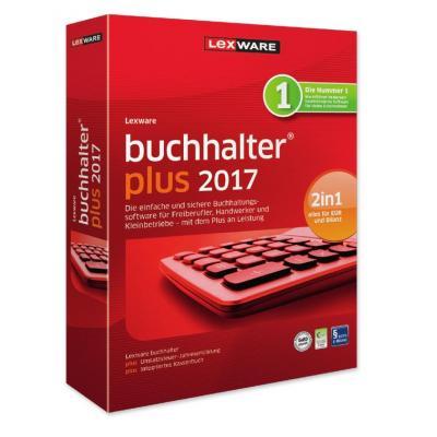 Lexware boekhoudpakket: Buchhalter Plus 2017