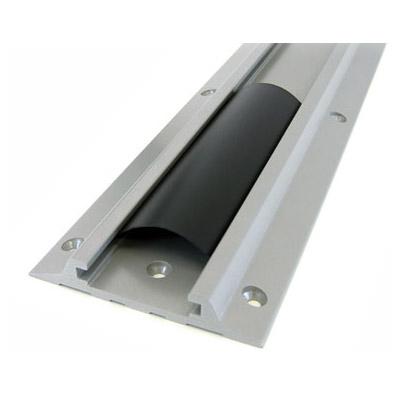 "Ergotron 34"" Wall Track Montagekit - Aluminium"