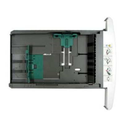 Lexmark printing equipment spare part: Media tray assembly, 250 sheet - Zwart, Wit