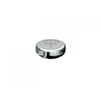 Varta batterij: Primary Silver Button V377 / SR 66