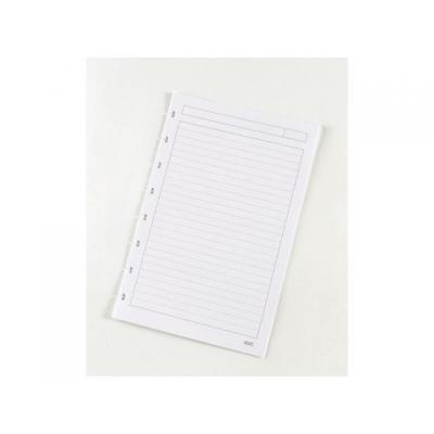 M by staples kladblokvulling: Interieurpapier ARC A5 lijn/pak 50v