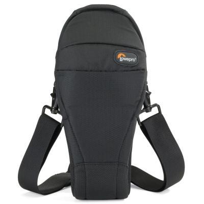 Lowepro camera flits accessoire: S&F Quick Flex Pouch 75 AW - Zwart