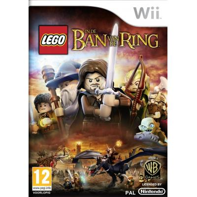 Warner Bros game: LEGO, In de ban van de Ring  Wii