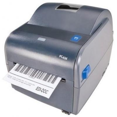 Honeywell PC43d Labelprinter - Grijs