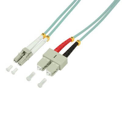 LogiLink FP3LS00 glasvezelkabels