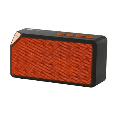 Urban revolt draagbare luidspreker: Trust draagbare luidspreker, oranje