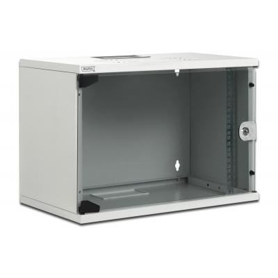 Digitus 7U, SoHo Wall Mounting Cabinet Compact Series - 520 x 400 mm