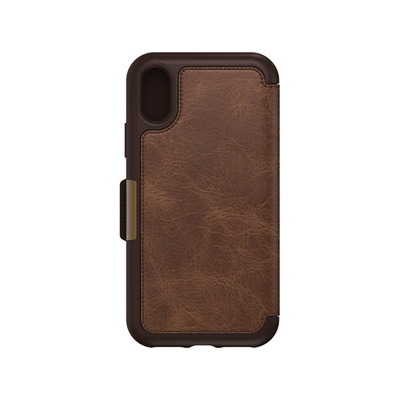 OtterBox Strada Mobile phone case - Bruin