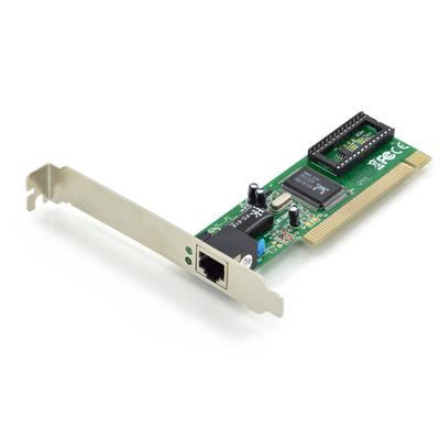 Digitus Fast Ethernet PCI Card Netwerkkaart
