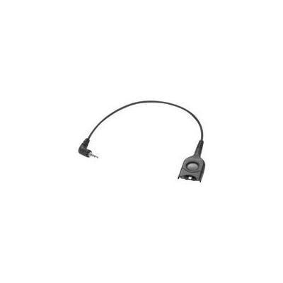 Sennheiser telefoon kabel: CCEL 194 - Zwart